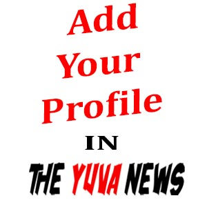 add your profile on theyuvanews.com